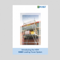 HAKI Loading Tower Brochure